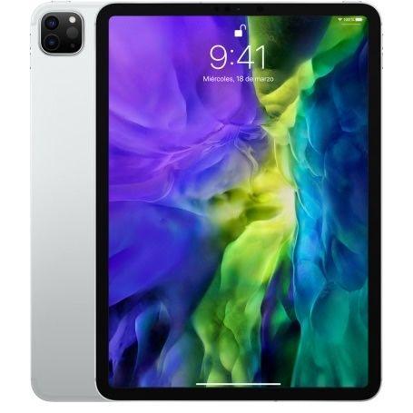 "Apple iPad Pro 12.9"" 2020 Prateado 512GB (NOVOS, SELADOS)"