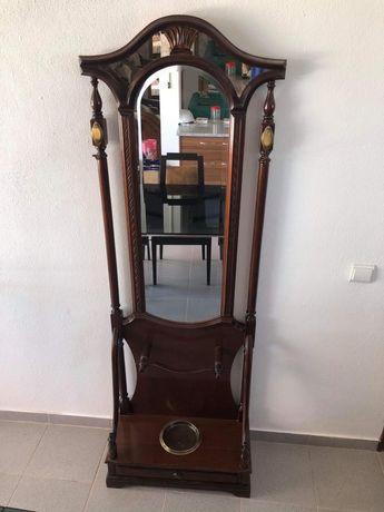 Móvel espelho/bengaleiro