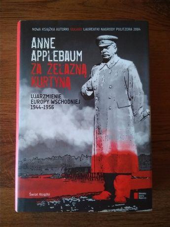 Za żelazną kurtyną - Anne Applebaum