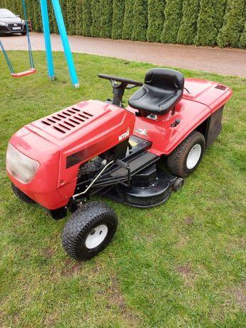 Traktorek Kosiarka MTD 13,5 HP BRIGGS & STRATT Spider o mocy 13,5 kM