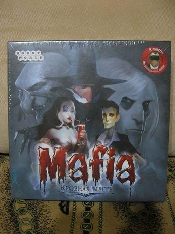 Мафия. Кровная Месть с 8 масками - Настольная игра 1251