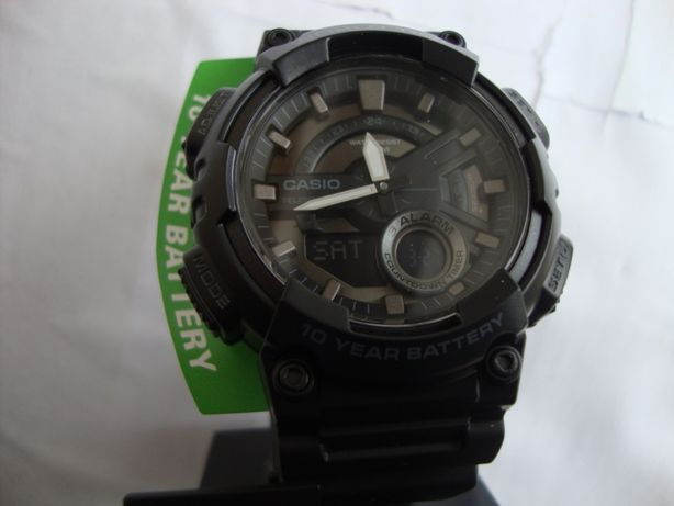 Relogio Casio AEQ110W Digital/Analog