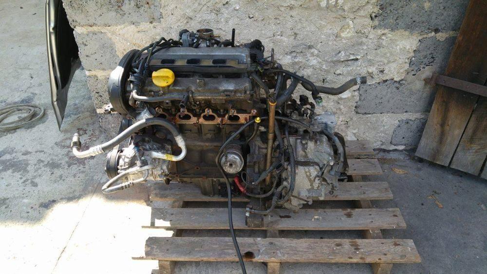 Silnik Astra II 1.8 16v Nierada - image 1