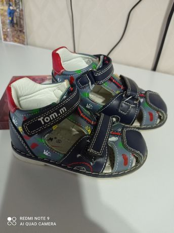 Босоножки Tom.m, 21 размер