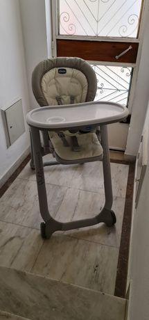 Cadeira papa polly progress chicco