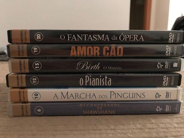 DVD Coleção Expresso