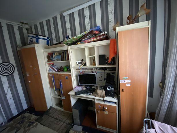 Стенка детская,шкаф,комод