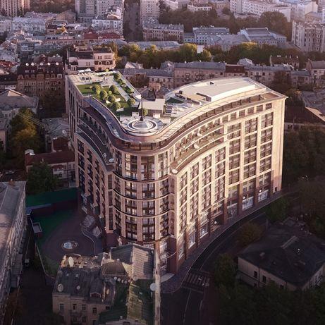 Продажа пентхаус квартир в центре Киева.Linden Luxury Residences