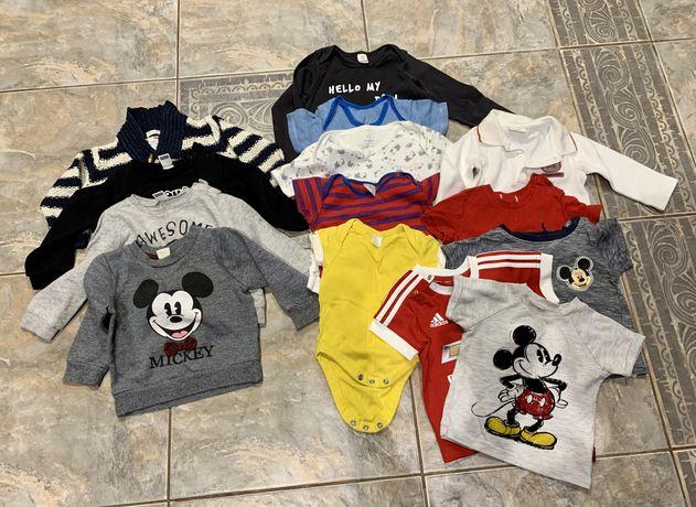 Вещи Disney, Timberland, Adidas, Polo и другие в идеальном  состоянии