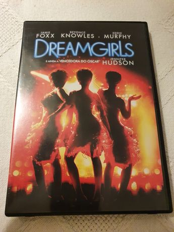 DVD Dreamgirls, em bom estado