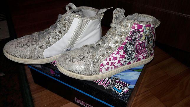 Кросівки, кеди Monster High 22см.