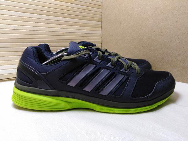 Кроссовки Adidas ОРИГИНАЛ размер 46.5 ст 29.5 см Asics Nike мужские