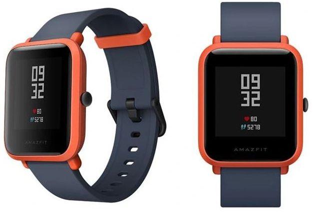 Smartwatch Xiaomi Amazfit Bip Czerwony