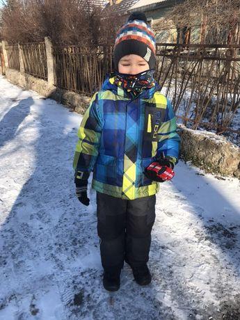 Зимний комбинезон и куртка пуховик Nano Канада Reima Lenne