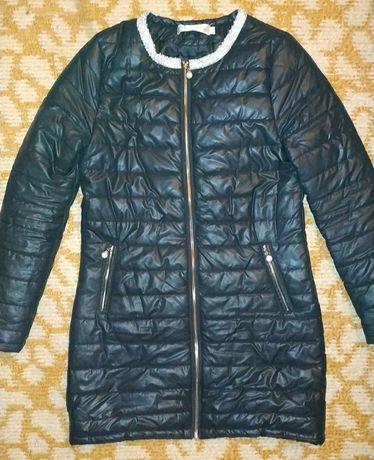Продам черную куртку