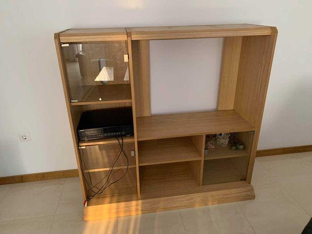 Armário de sala para televisão