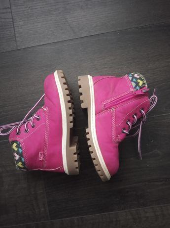 Ботинки Fila размер 23