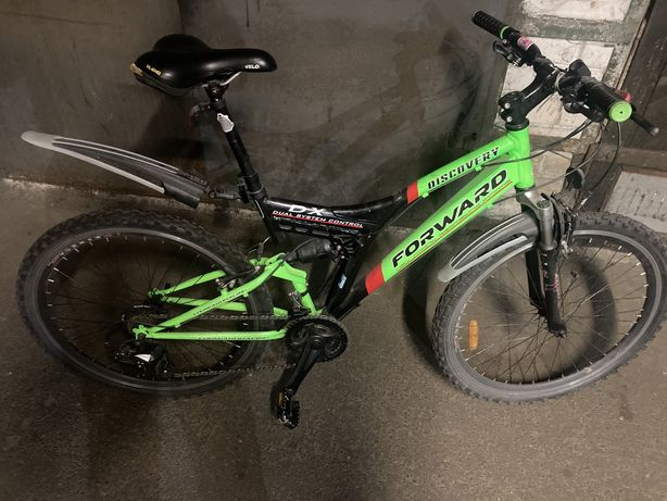 Спортивный велосипед discovery forward