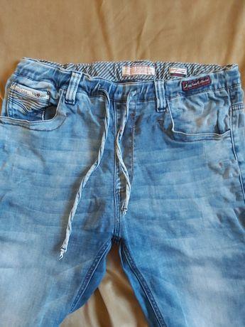 Spodnie jeansy męskie scotfree