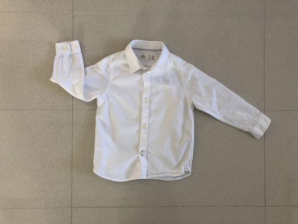 Koszula Zara 104 biala