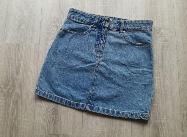 Spódniczka jeansowa/denim/dżins
