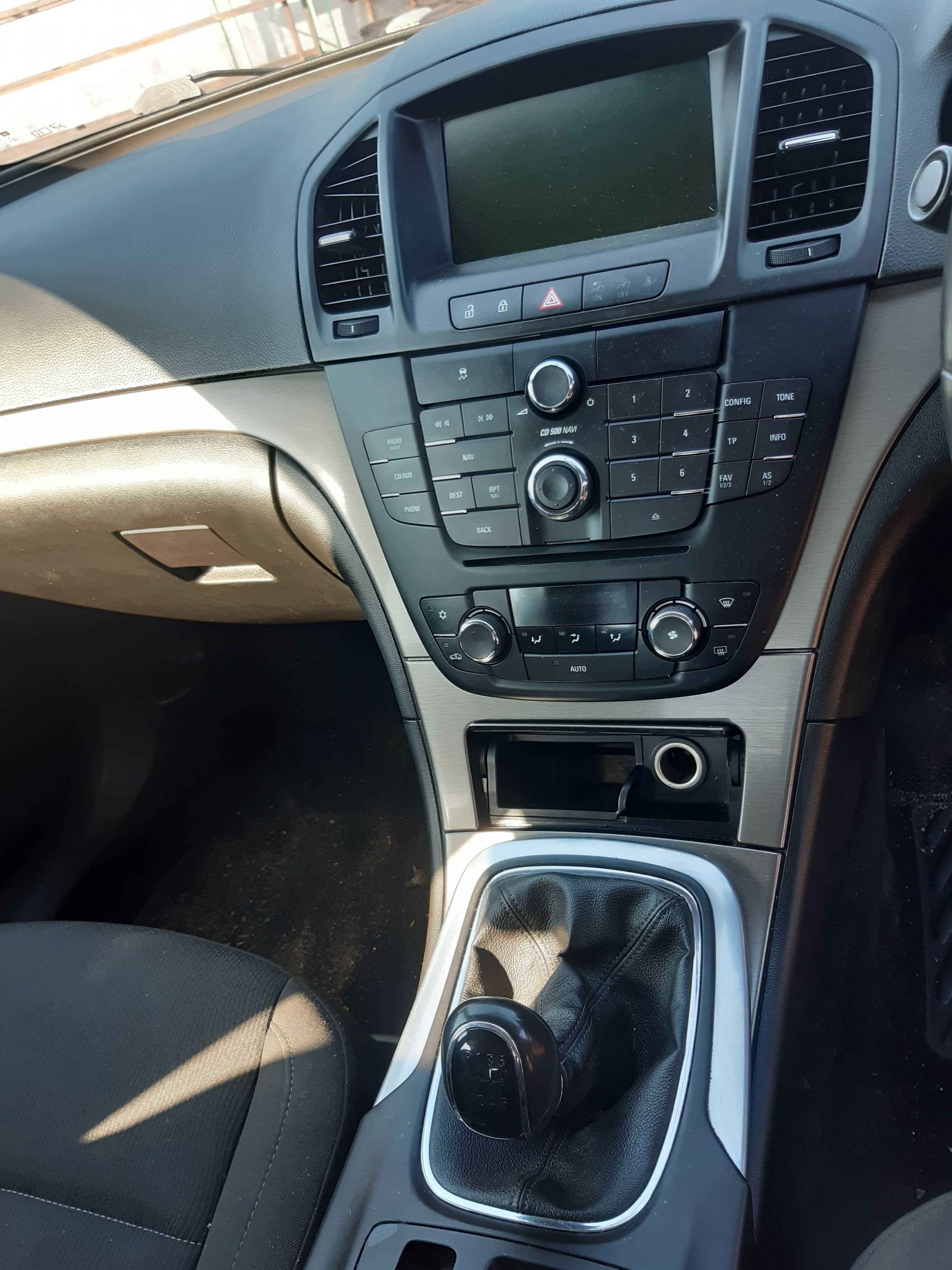 Radio fabryczne nawigacja ! Opel Insignia A