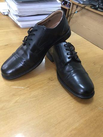 """Классические строгие кожаные туфли """"George Oliver, Est.1860"""""""
