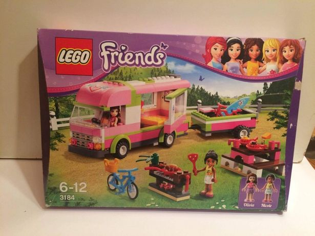 Lego kempingowy kamper
