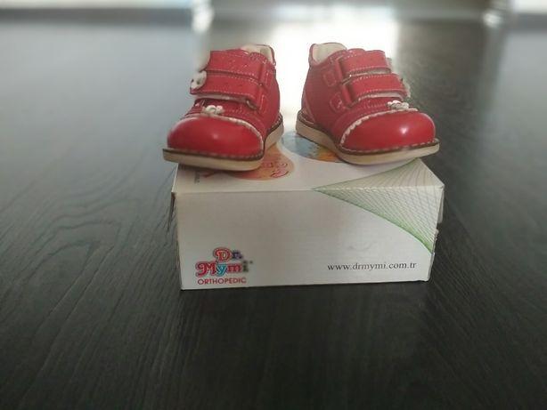 Демисезонные ботинки Dr. Mymi для девочки Р18