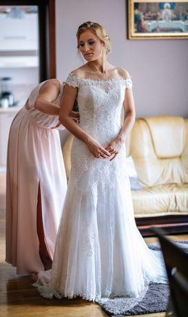 Suknia ślubna syrenka Sincerity