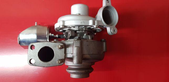 Turbina turbosprężarka 1.6HDI 109KM Mazda 3 Peugeot 207 307 Volvo V50