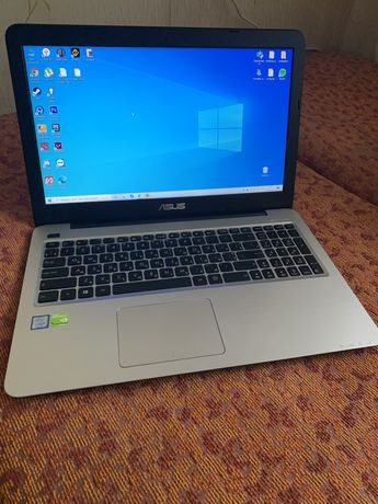Ноутбук Asus Vivobook x556uq / i5 7200u/ 8gb/ 940mx/ ssd 250gb