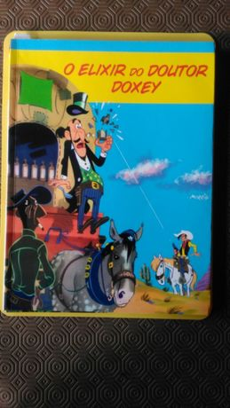 Lucky Luke - O Elixir do Doutor Doxey