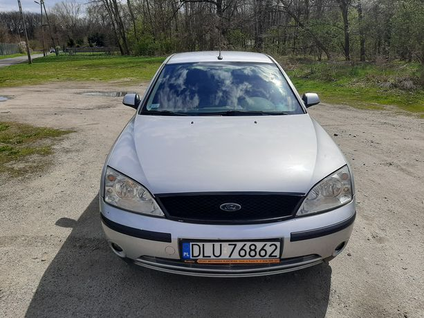 Ford mondeo 2.0 benzyna zamiana