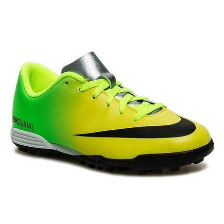 Turfy Nike JR Mercurial Vortex TF, rozm. 35.5