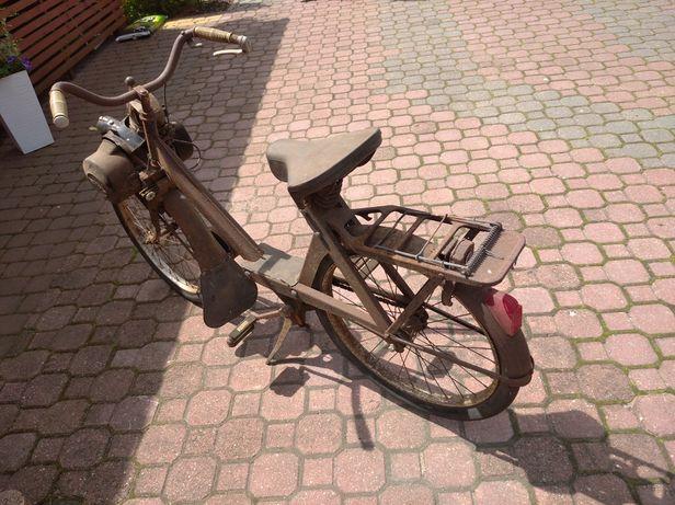 Rower spalinowy Solex
