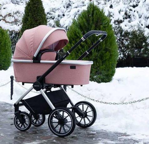 Прогулочная коляска Carrello Hot Pink