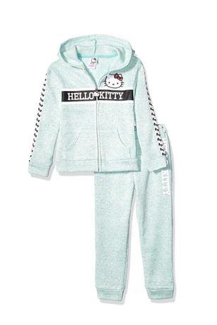 Новый флисовый костюм Hello Kitty 18 месяцев