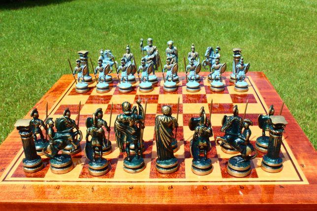 57 Шахматы Римские . Шахи. Греко - Римский период, латунь.