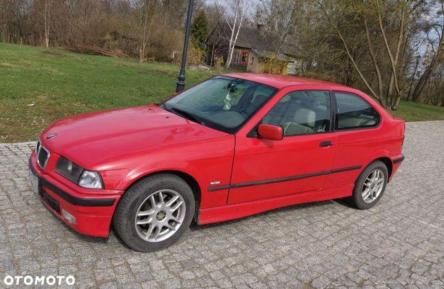 BMW Seria 3 Bmw E36 Compact 1.6 LPG