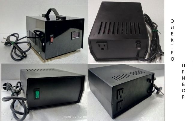 Преобразователь 220V -110V до 5000W! НОВЫЕ МОДЕЛИ!