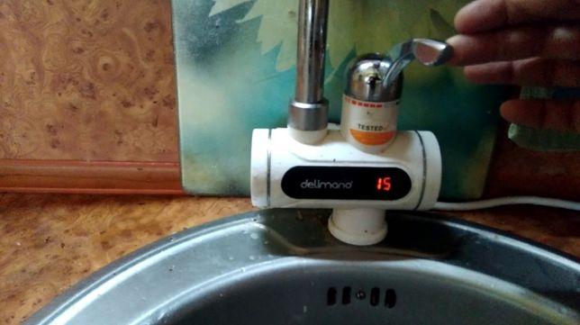 (экономия электроэнергии) / водонагревателем Delimano / на 3 кВт