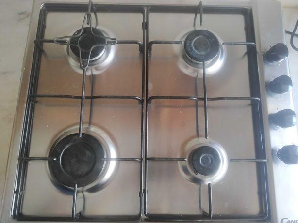 Placa de fogão a gás natural