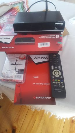 Tuner tv ferguson T650i wi-fi