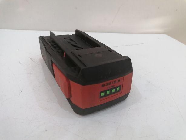 Hilti B36/2.6 bateria akumulator aku 36v Hilti te-6 AG a-36