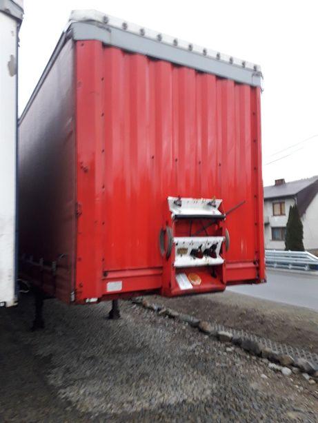 Ściana przednia, grodziowa od naczepy Krone Standard 2007r