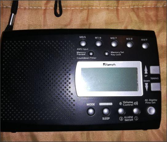 radio portatil digital bench