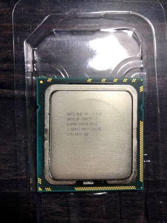 процессор intel i7-950 lga1366 x58