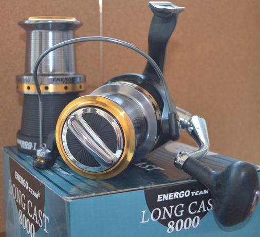 Катушка Energo Team Long Cast 8000
