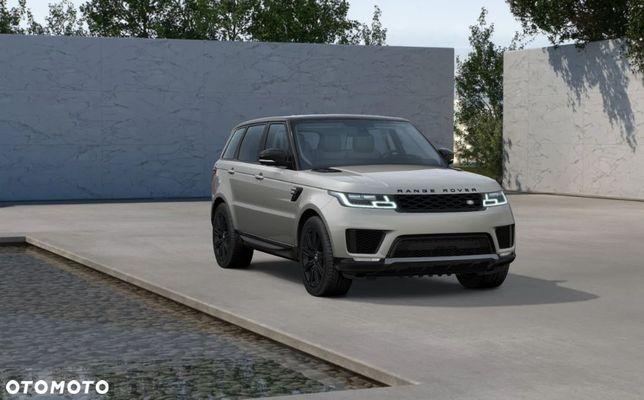 Land Rover Range Rover Sport JUŻ dostępny // RANGE ROVER SPORT 3.0P I6 400 KM HSE